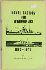 Naval Tactics for Wargamers 1890-1945