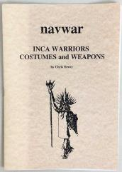 Inca Warriors Costumes and Weapons