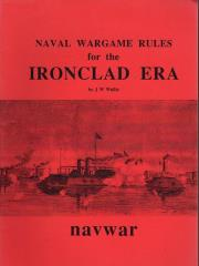NavWar - Naval Wargame Rules for the Ironclad Era