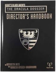 Night's Black Agents - Dracula Dossier, Director's Handbook (Limited Edition)
