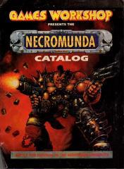 Necromunda Catalog