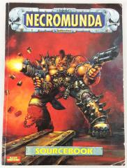 Necromunda - Sourcebook, Book Only!