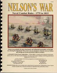 Nelson's War - Naval Combat Rules 1775 to 1815
