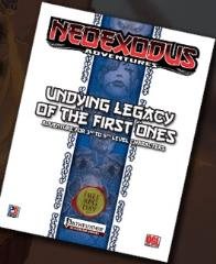 Undying Legacy of the First Ones (Free RPG Day 2012)