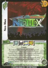 Neomax Promo Card