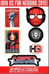 Nerd Machine Stickers