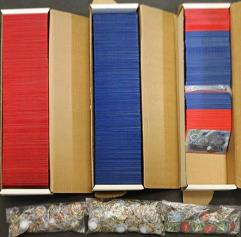 Android Netrunner Collection - 1500+ Cards!