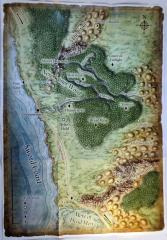 Neverwinter Poster Map