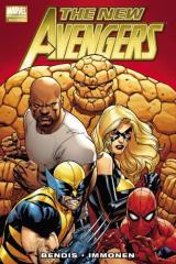 New Avengers, The Vol. 1