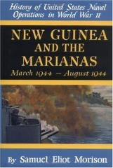 New Guinea and the Marianas, March 1944 - August 1944