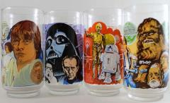 New Hope Glass Collection - Complete Set of 4 Glasses!