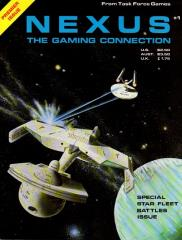 "#1 ""Star Fleet Battles, SwordQuest, Federation Space Options"""