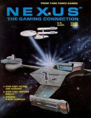 """#9 """"Starfire - A New Campaign, Star Fleet Scenario"""""""
