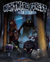 Nightmare Forest - Alien Invasion