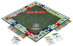 Monopoly - National Football League Collectors Edition