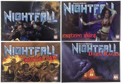 Nightfall Collection #3 - Base Game + 3 Expansions