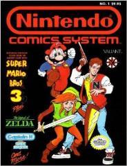 Nintendo Comic System #1