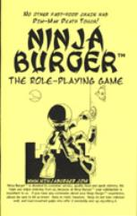 Ninja Burger the Role-Playing Game