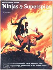 Ninjas & Superspies (1st Edition)