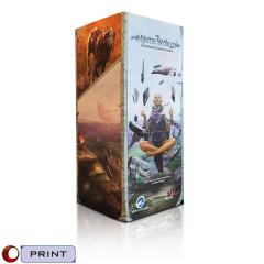 Ninth World, The - A Skillbuilding Game for Numenera w/2 Promo Cards