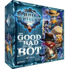 Rail Raiders Infinite - The Good The Bad and The Bot Expansion