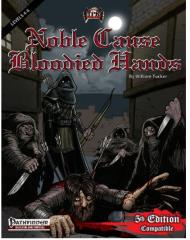 Noble Cause - Bloodied Hands