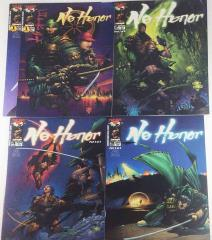No Honor Vol. 1 - Complete Series, 4 Issues!