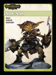 Nok-Nok Card Pack (Free RPG Day 2018)