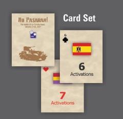 No Pasaran! Card Set