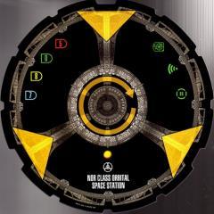 Nor Class Orbital Space Station/Deep Space 9 Token