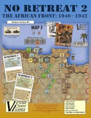 No Retreat! #2 - The African Front, 1940-1942