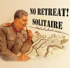 No Retreat! Expansion Kit #3 - Solitaire