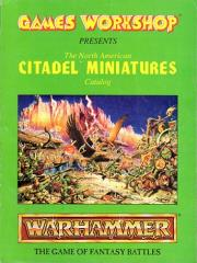 North American Citadel Miniatures Catalog - Warhammer Fantasy 1994