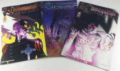 Obergeist - Ragnarok Highway Collection - 3 Issues!