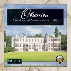 Obsession - Pride, Intrigue, and Prejudice in Victorian England