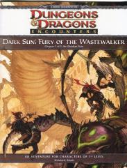 Dark Sun - Fury of the Wastewalker - Complete Set