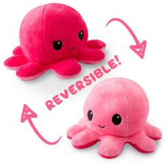 Octopus Mini - Double Pink