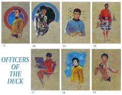 Star Trek Officers Set
