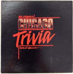 Original Chicago Trivia Boardgame