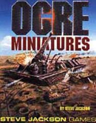 Ogre Miniatures (1st Edition)