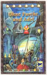 Ohne Furcht und Adel (Citadels, 1st Printing, German Edition)