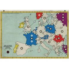 Age of Steam Expansion - Old Europe/51st State