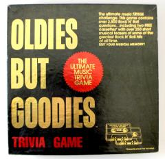 Oldies but Goodies - The Ultimate Music Trivia Game