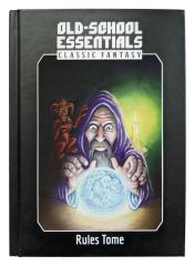 Old-School Essentials - Rules Tome (2nd Printing)