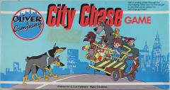 Oliver & Company City Chase Game