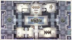 Double-Sided Map - Omega Citadel