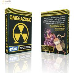 Omegazone Instant Setting Deck
