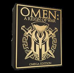 Omen - A Reign of War (Omega Deluxe Edition)