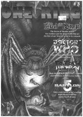 "#3 ""Armies of Lothlorien, Profiles - The Races of Vortis"""