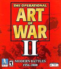 Operational Art of War II, The -  Modern Battles 1956-2000